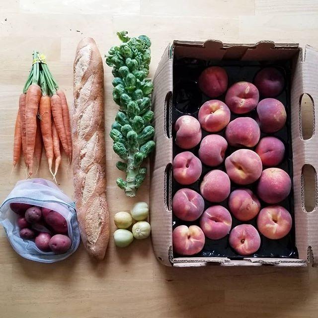 Bulk produce