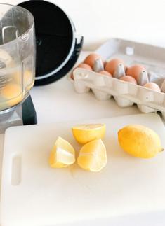 Zero Waste Lemon Bars (with the rind!)
