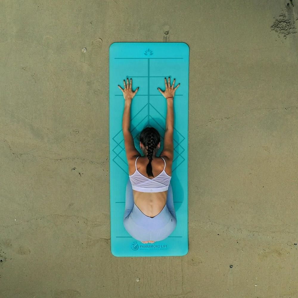 Pharamond Life yoga mats