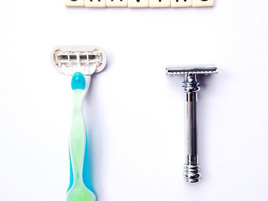 Shaving...Don't Be Scared!