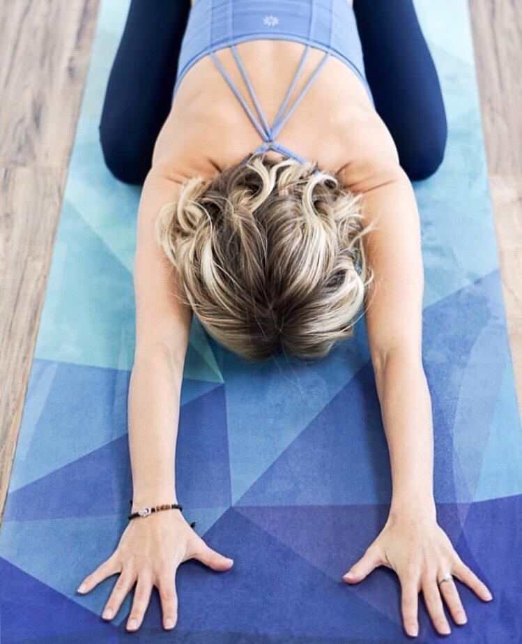 Yoga Lab Design yoga mat