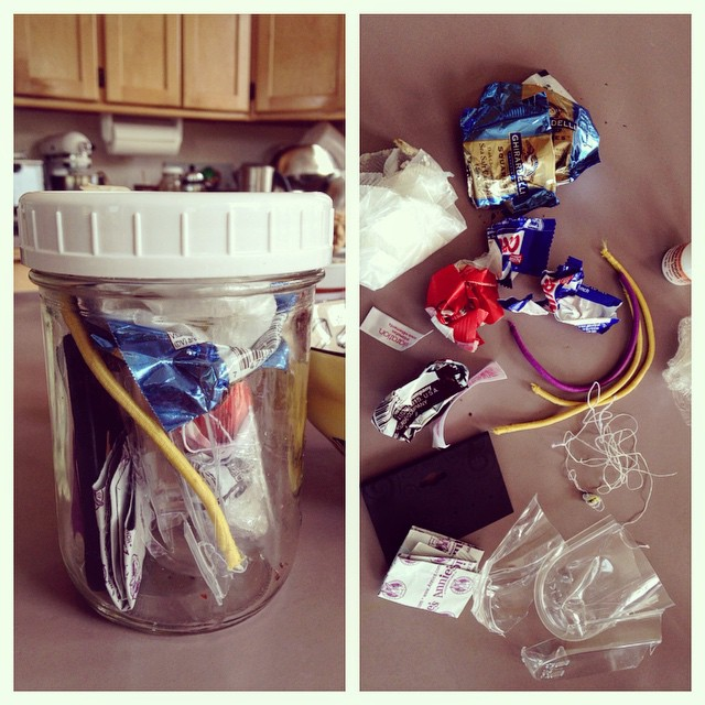 Trash Jar May 2015