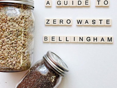 A Zero Waste Shopping Guide to Bellingham, WA