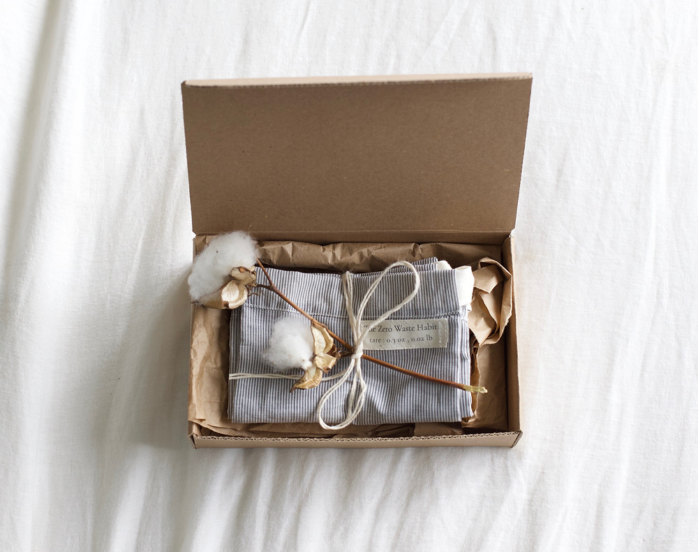 Zero Waste Gift Bags