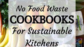 Best Cookbooks for No Food Waste Meals