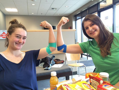 Be a Hero: Give Blood and Help the Planet!