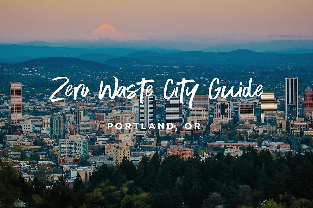 Zero Waste City Guide