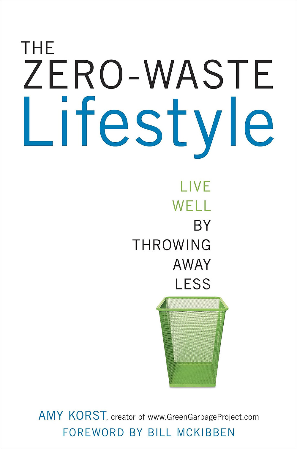 the zero waste lifestyle book