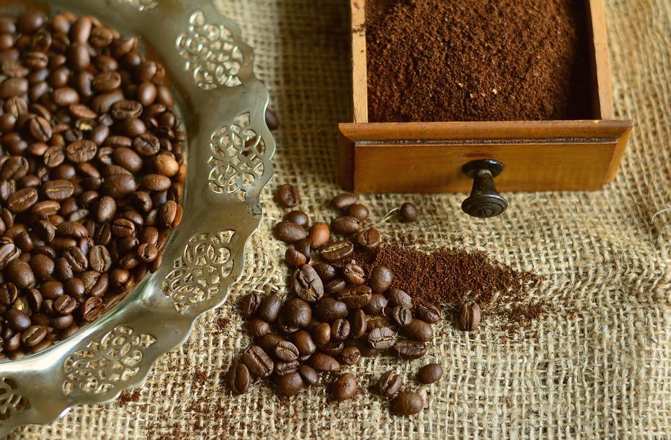 Bulk Coffee Grounds