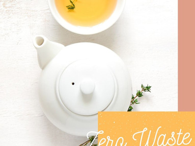 Zero Waste Cold & Flu Solutions