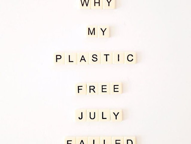 Why My Plastic Free July Failed: Basura Cero Parte 2