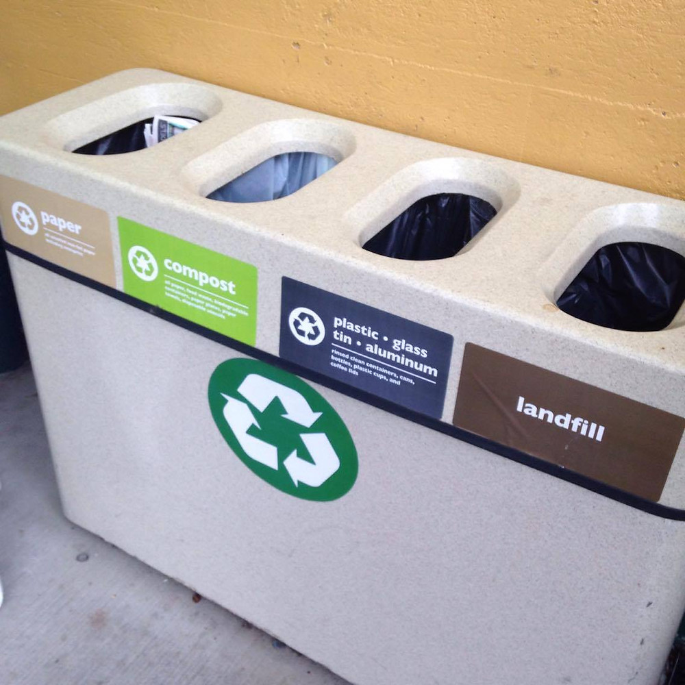 Importance of properly sorting waste