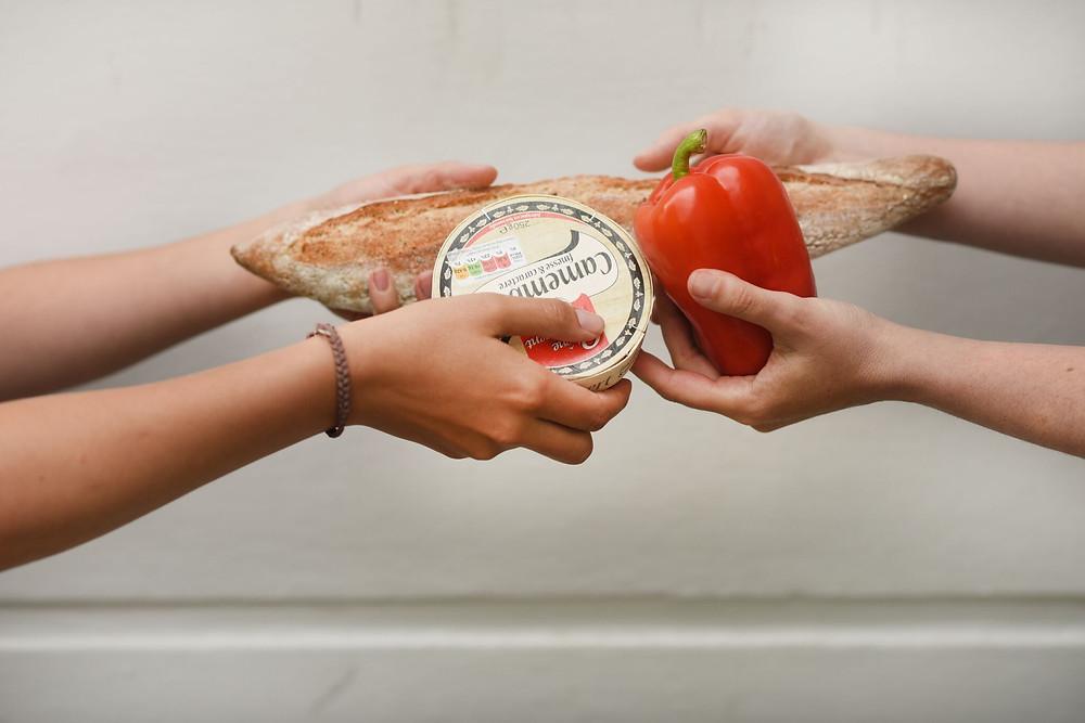 OLIO, a Food Sharing Revolution