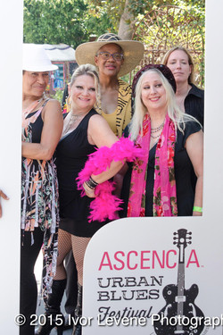 The Scorch Sisters at Ascencia