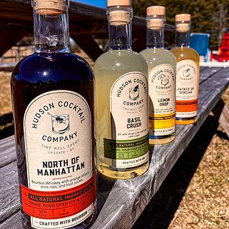 375ml Bottled Cocktails - Group of 4 on