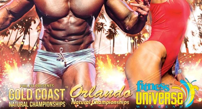 Fitness Universe Poster - Florida Tour 2
