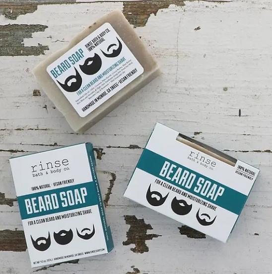 Beard Soap by Rinse