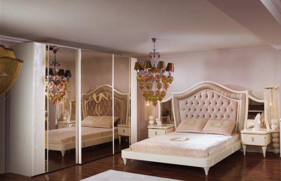 Poem Luxury Yatak Odası Takımı 2