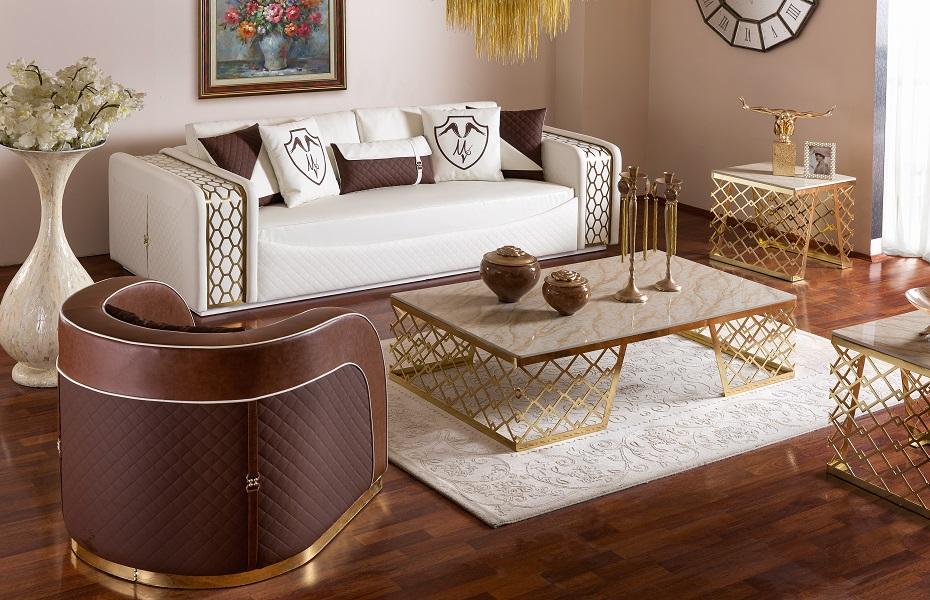 Luxury Armani Koltuk Takımı 6