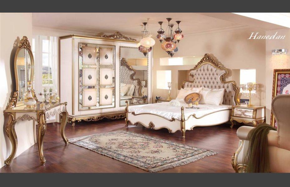 Hanedan Klasik Yatak Odası Takımı 2