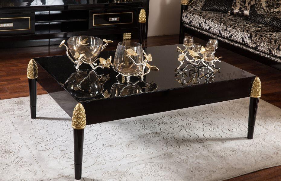 Mina Ricci Luxury Koltuk Takımı 5
