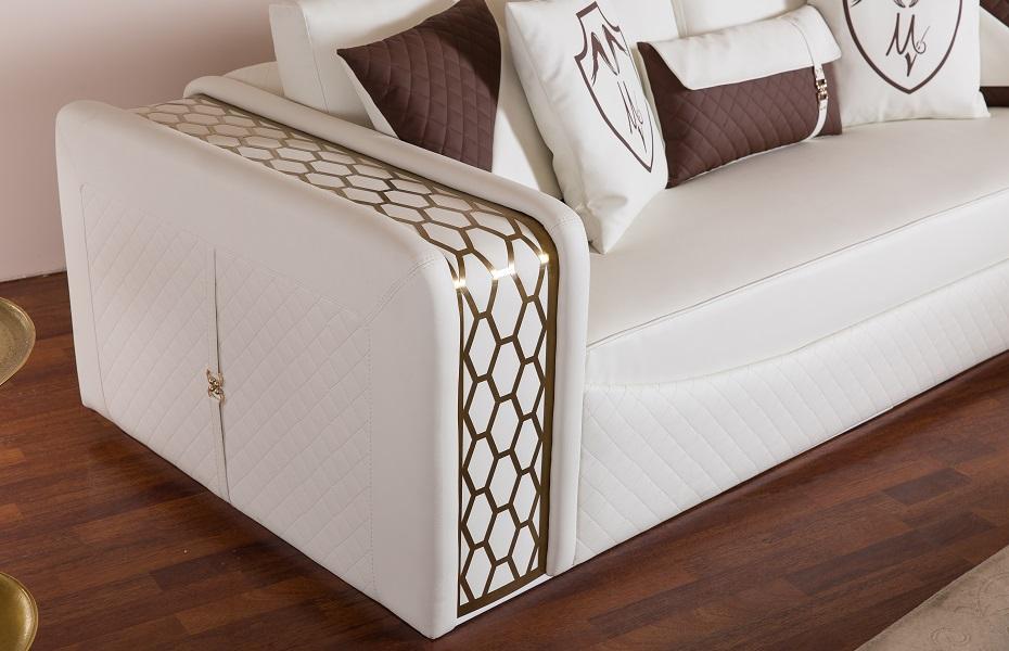 Luxury Armani Koltuk Takımı 4