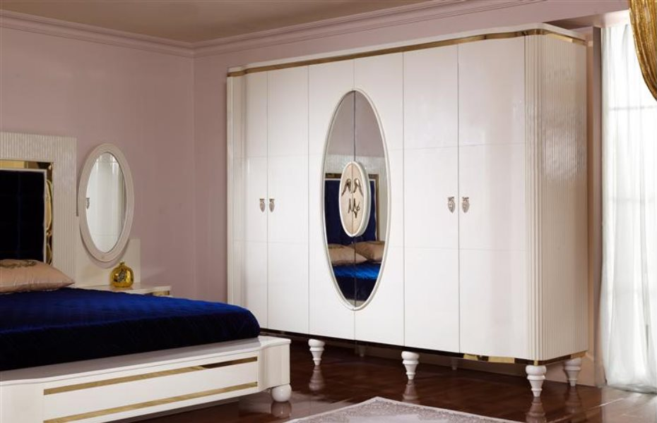Noble Luxury Yatak Odası Takımı 2