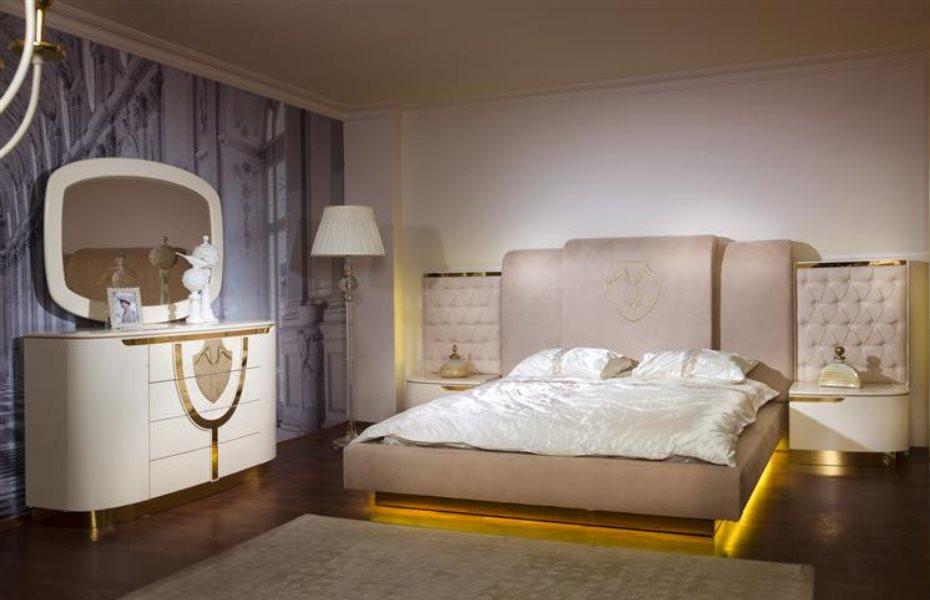 Violet Klasik Yatak Odası Takımı 1