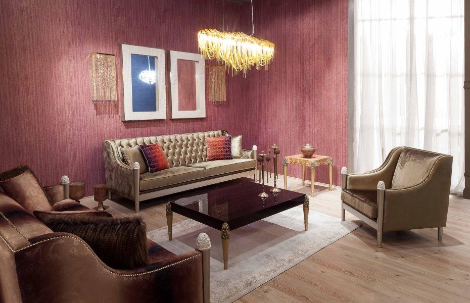 Mina Ricci Luxury Koltuk Takımı 11
