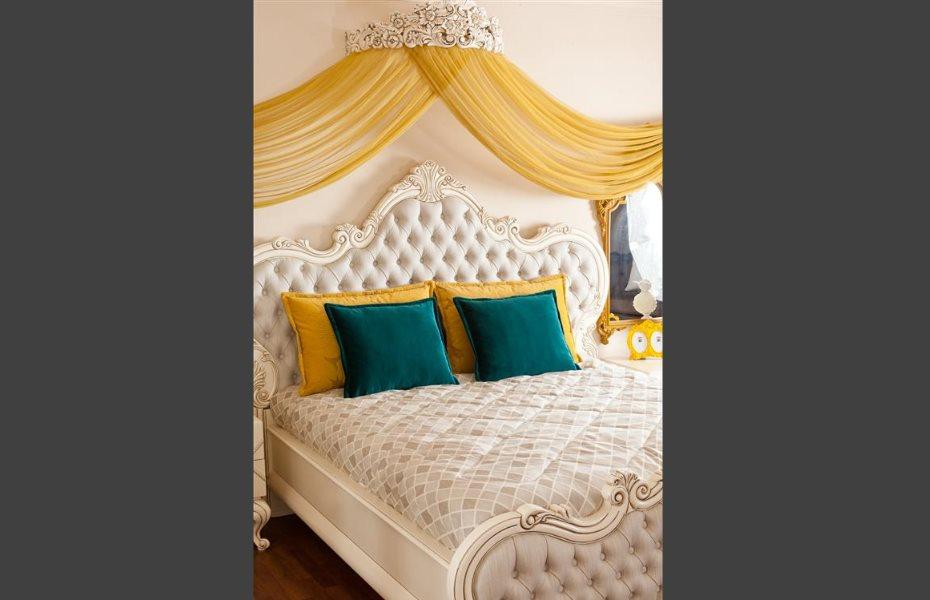 Hürrem Klasik Yatak Odası Takımı 4