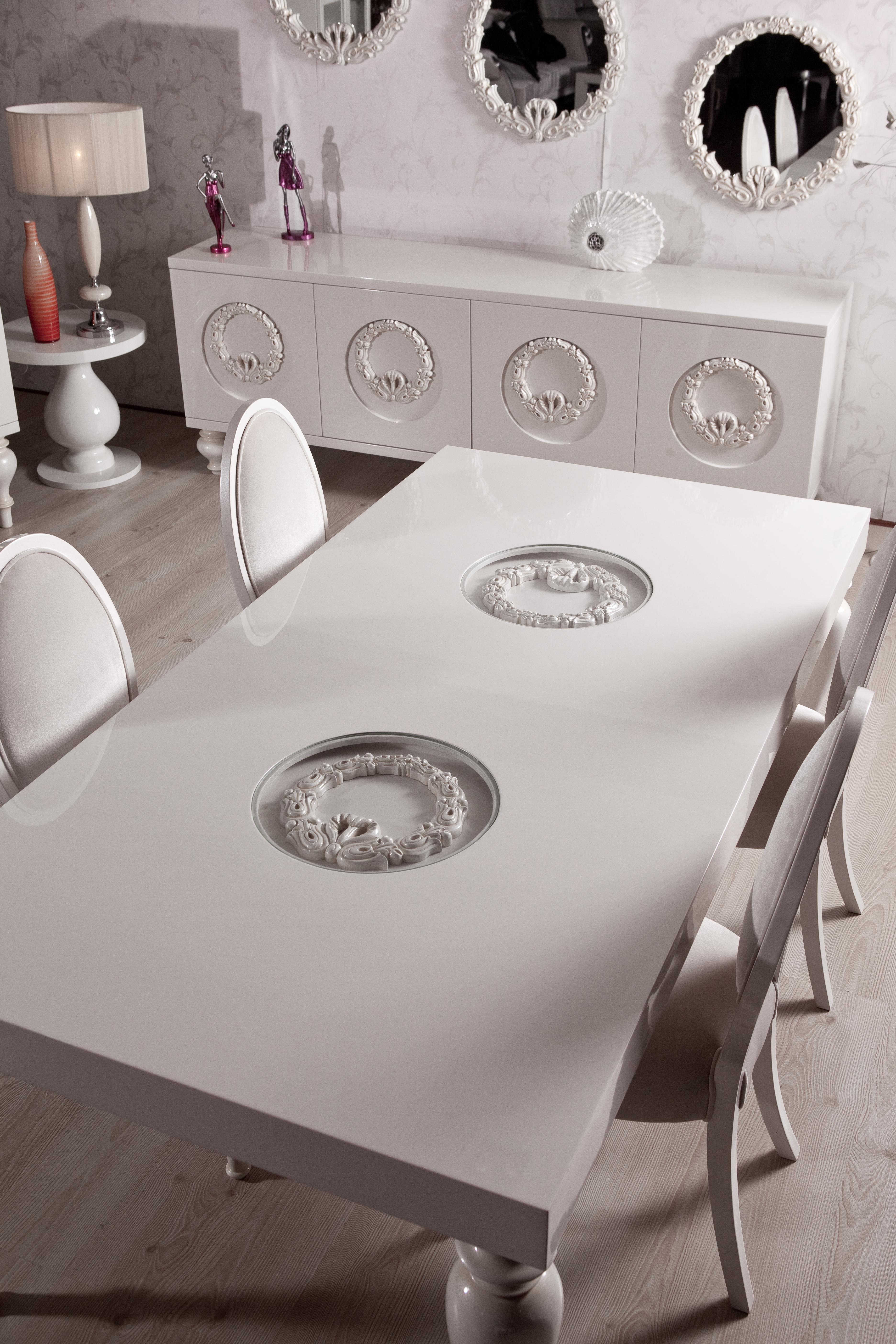 Corona Klasik Yemek Odası Takımı 2