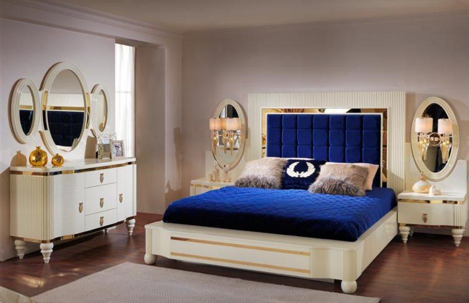 Noble Luxury Yatak Odası Takımı 1
