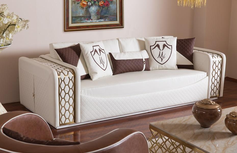 Luxury Armani Koltuk Takımı 10
