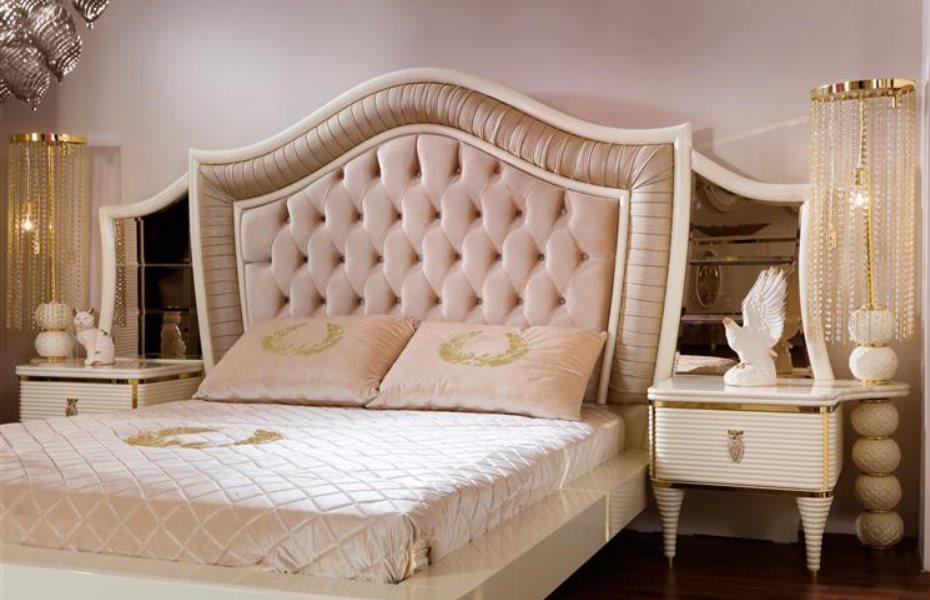Poem Luxury Yatak Odası Takımı 3