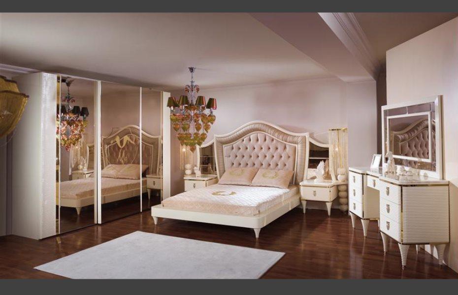 Poem Luxury Yatak Odası Takımı 1