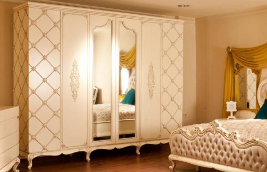 Hürrem Klasik Yatak Odası Takımı 2
