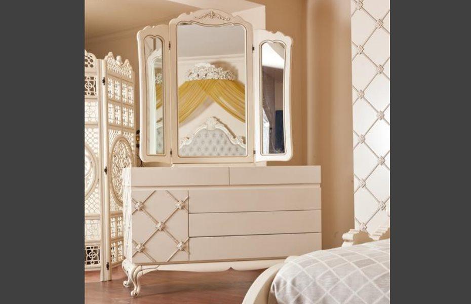 Hürrem Klasik Yatak Odası Takımı 5