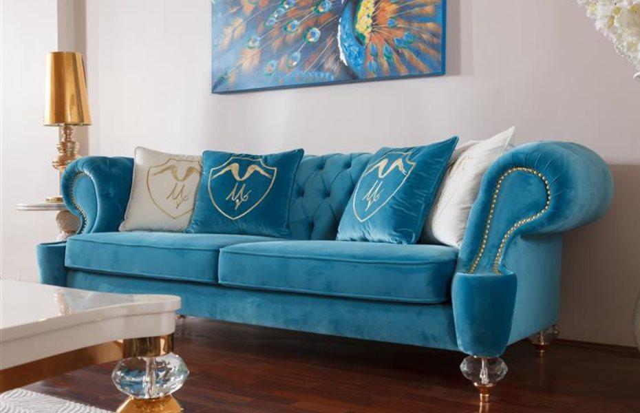 Cristal Luxury Koltuk Takımı 5