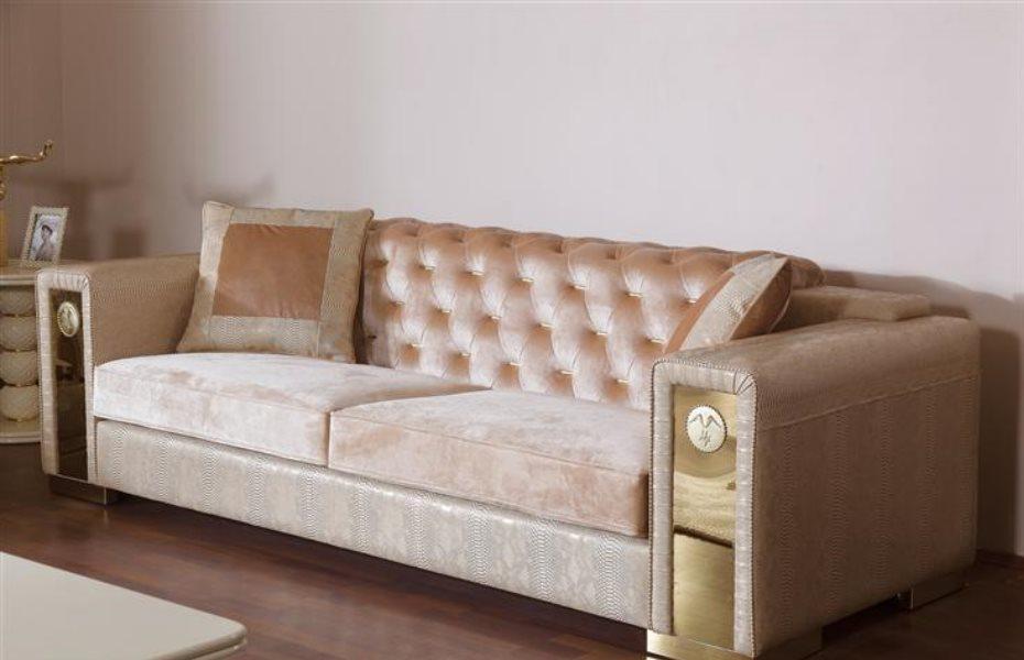 Flament Luxury Koltuk Takımı 7