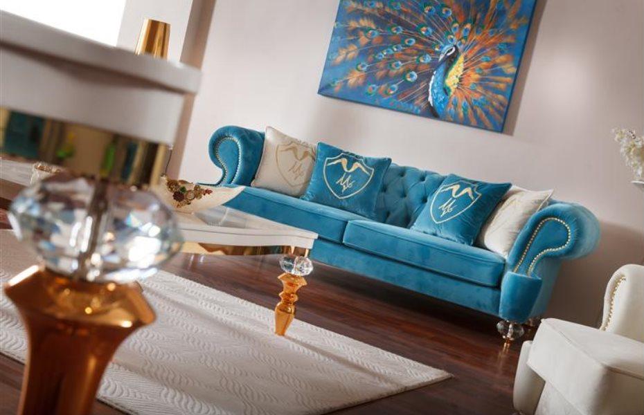 Cristal Luxury Koltuk Takımı 1