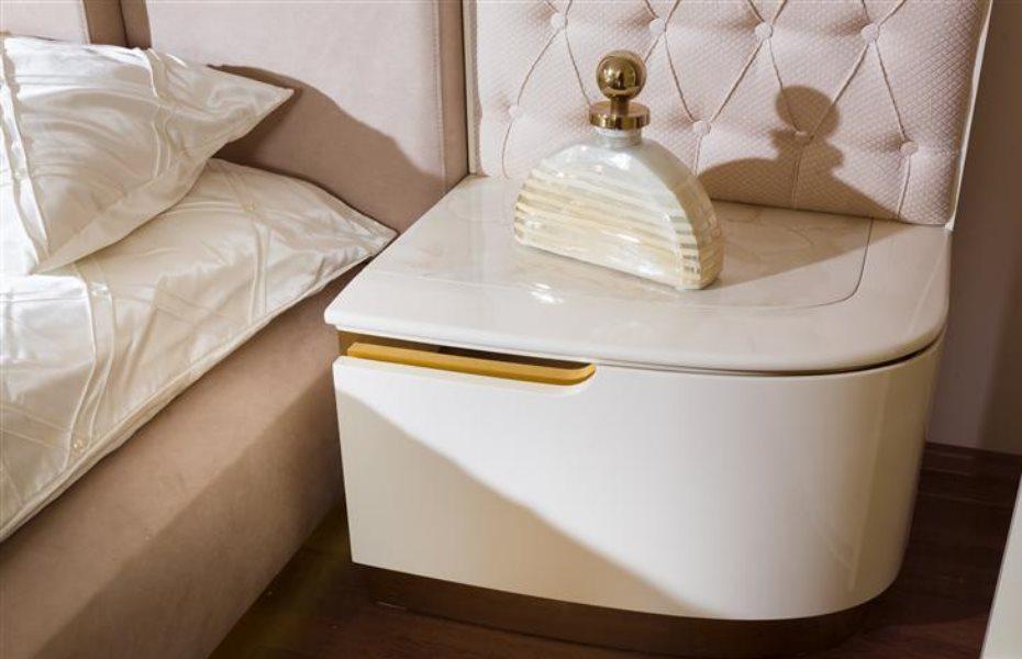 Violet Klasik Yatak Odası Takımı 6