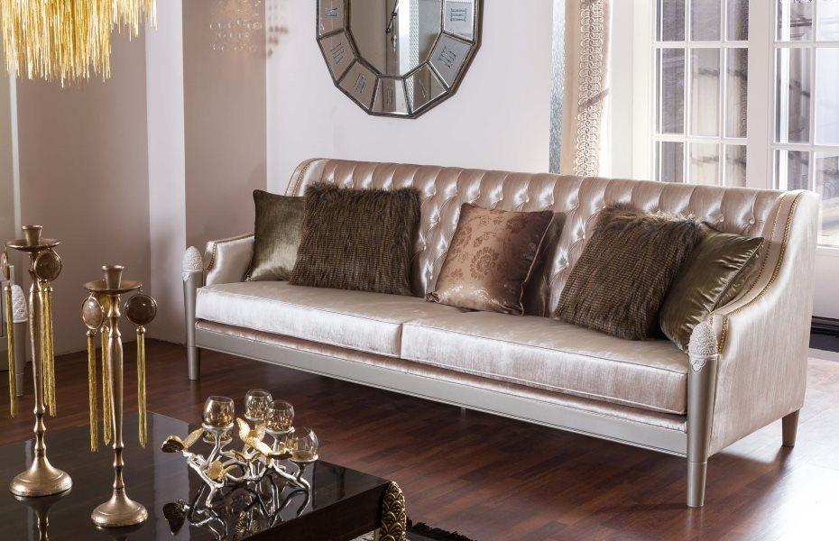 Mina Ricci Luxury Koltuk Takımı 7