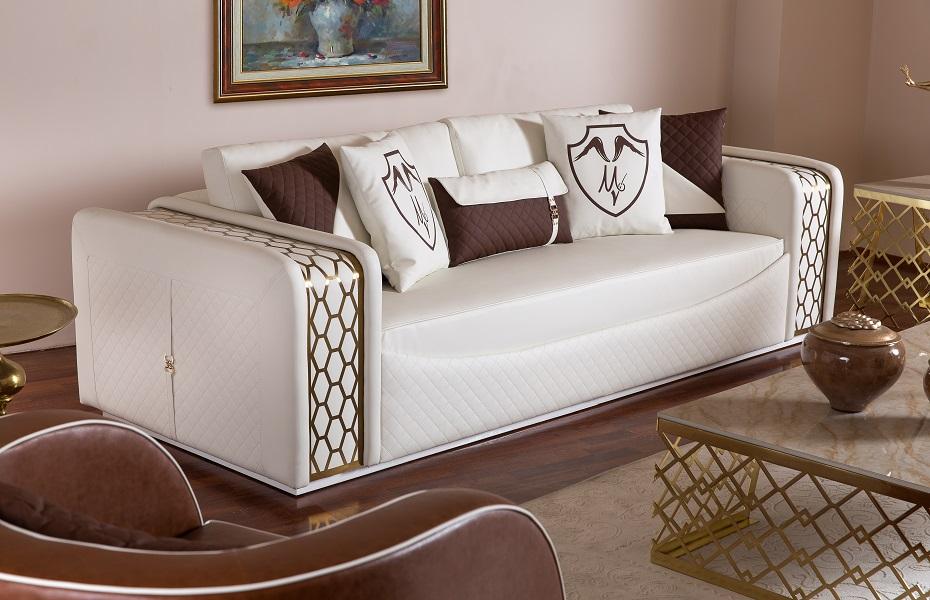 Luxury Armani Koltuk Takımı 8