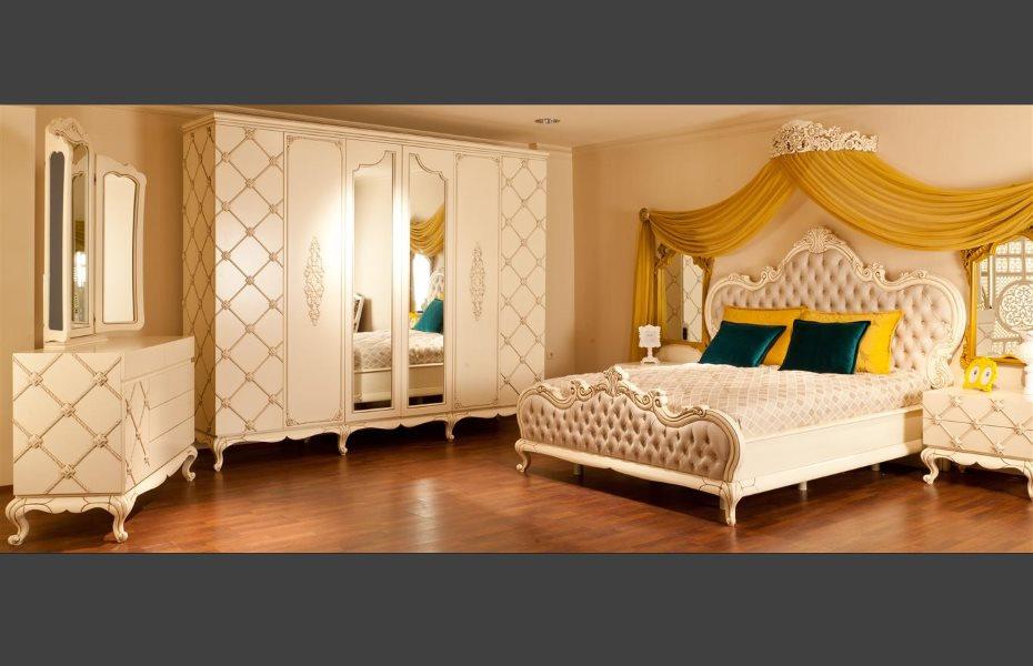 Hürrem Klasik Yatak Odası Takımı 3