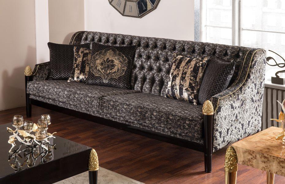 Mina Ricci Luxury Koltuk Takımı 2