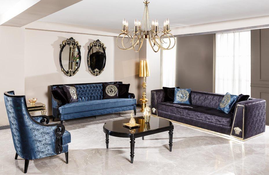 Capitol Luxury Koltuk Takımı 1