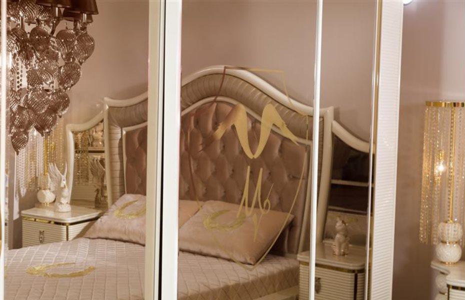 Poem Luxury Yatak Odası Takımı 4
