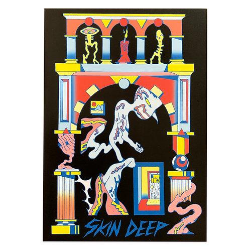 Skin Deep A3 print