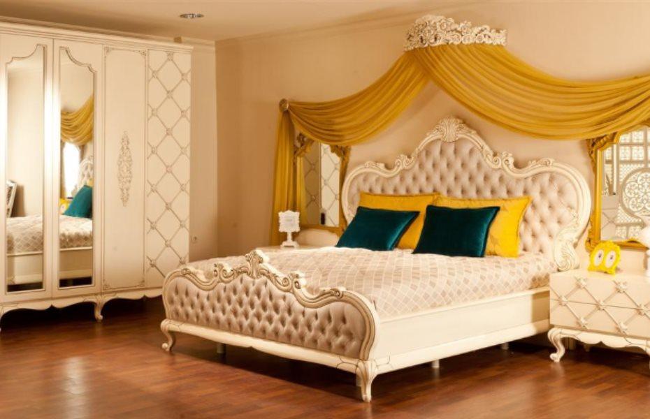 Hürrem Klasik Yatak Odası Takımı 1