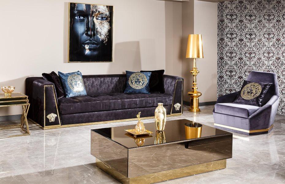 Silvano Luxury Koltuk Takımı 2